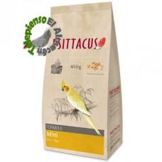 PSITTACUS-PIENSO MINI 450 g